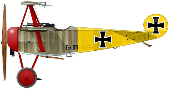 >POST YOUR SKINS HERE< Profile_fokker_dr1_01
