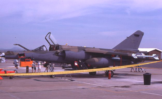 Photo Album: Aircraft and Colours of the South African Air Force